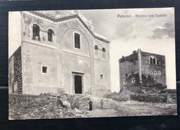 PATERNO' (CATANIA) MATRICE CON CASTELLO 1927 - Catania