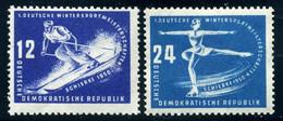 DDR Michel Nr. 246 - 247  Postfrisch - Ungebraucht