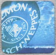 Sous-bock SCHWEPPES Bierdeckel Bierviltje Coaster (N) - Portavasos