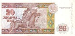 KAZAKHSTAN P. 11 20 T 1993 UNC - Kazakhstan