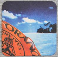 Sous-bock SCHWEPPES (île, Plage) Bierdeckel Bierviltje Coaster (GE) - Portavasos