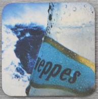 Sous-bock SCHWEPPES Bierdeckel Bierviltje Coaster (CX) - Portavasos