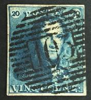 Epaulet OBP 2 - P105 ST HUBERT - 1849 Epaulettes
