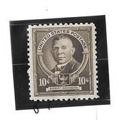 USA=1940  Booker T Washington  Issue  Scot#873 - Ongebruikt