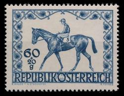 ÖSTERREICH 1947 Nr 811 Postfrisch X1F571A - 1945-60 Nuovi & Linguelle