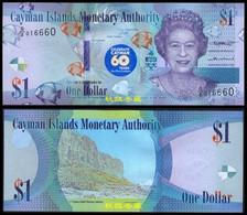 Cayman Islands 1 Dollars 2020 Commemorative Paper Notes - Cayman Islands
