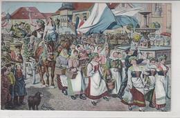 Winzerzug In Deidesheim - 1908 - Deidesheim