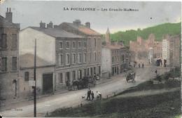 1932 - LA FOUILLOUSE - Les Grands-Maisons - Other Municipalities
