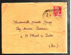 40337 - Linéaire AMBERIEU ENTREPOT - 1921-1960: Moderne
