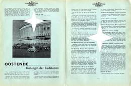 Oostende, Koningin Der Badsteden (Doos 25) Ostende - Magazines & Newspapers