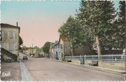 W18-24) LISLE (DORDOGNE)  ENTREE NORD    - ( OBLITERATION DE 1960 - 2 SCANS ) - Other Municipalities