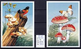Guyana  Neuf ** BF 267 Et 270 Champignon, Pilze, Mushroom - Hongos