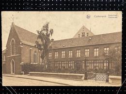 Postkaart / CPA Kortemark / Cortemarck - Kostschool - Pensionnat - Kortemark