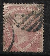 UK Royaume-Uni   N° 50  Oblitéré B/TB   Soldé  à Moins De 10 % ! ! !      Le Moins Cher Du Site ! ! ! - Used Stamps