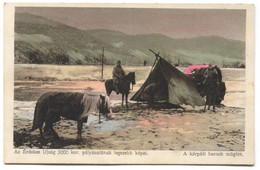 AUSTRIA HUNGARY WW1 - THE KARPATIC FIGHTS - Oorlog 1914-18