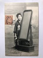 CHINA CHINE 1907 Via Siberia - China