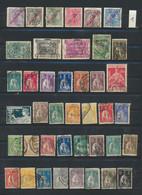 PORTUGAL  Collection De 437 Timbres Oblitérés - Collections