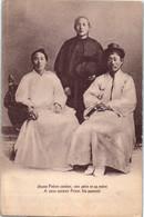 Asie - Corée - Jeune Prêtre Coréen, Son Père Et Sa Mère - A New Corean Priest, His Parents - Korea, South