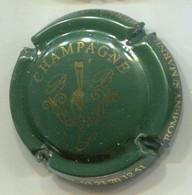 CAPSULE-CHAMPAGNE BIJOTAT Bernard N°05 Vert Foncé & Or - Altri