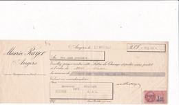 49-M.Rayer...Angers...(Maine-et-Loire)...1941 - Altri