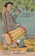 MARSEILLE------souvenirs, Carte Multiples - Sonstige