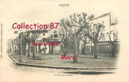 OF < 85 ☺♦♦ LUCON < PLACE Des ACACIAS - CARTE 1900 Au Dos Simple - Lucon