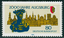 BRD - Mi 1234 - ** Postfrisch (E) - 80Pf  2000 Jahre Augsburg - Unused Stamps