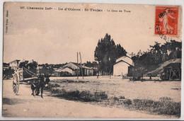 SAINT TROJAN-LA GARE DU TRAM - Ile D'Oléron