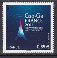 France TUC De 2011 YT 4575 Neuf - Nuovi