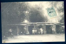 Cpa De Chine Tientsin Arsenal Bazars Chinois   DEC19-59 - China