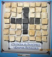 Important Lot De Tesselles De Mosaïque. Epoque Romaine. - Arqueología