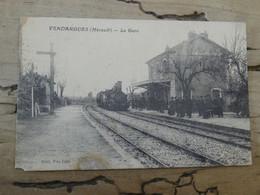 VENDARGUES : La Gare ................ SPDC-857 - Otros Municipios
