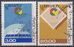 PORTUGAL 1976 Nº 1310/11 USADO - Used Stamps