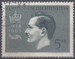 LIECHTENSTEIN 1963 Nº 377 USADO - Gebraucht