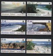Pitcairn Islands (09) 2005 Scenery (2nd Issue). Henderson Island Set. Mint. Hinged. - Pitcairninsel