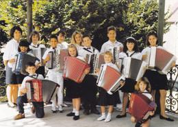 Haute-Marne - Accordéon-Club De Longeau - Saison 1991-1992 - Autres Communes