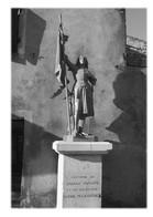 SECHERAS - Statue De Jeanne D'Arc - Otros Municipios