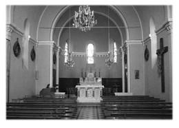 TALENCIEUX - Intérieur De L'église Saint-Julien - Otros Municipios