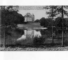 24 -  PIEGUT  -  Château De PUYCHARNAUD - 1918 - Autres Communes