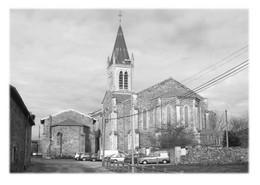 VERNOSC-LES-ANNONAY - L'église Saint-Grégoire - Otros Municipios