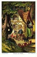 """Brüder Grimm, Märchen """"Hänsel Und Gretel"""", Sign. O. Kubel - Cuentos, Fabulas Y Leyendas"""