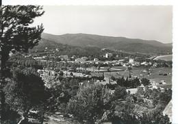 CAVALAIRE       ( VAR )   VUE GENERALE SUR LA VILLE ET LE CAMP DES MYRTHES - Cavalaire-sur-Mer