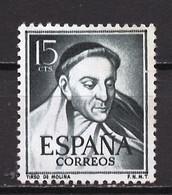 Espagne - Spain - Spanien 1953 Y&T N°834 - Michel N°1018 Nsg - 15c G Teliez - 1951-60 Ungebraucht