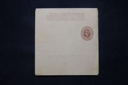 BECHUANALAND - Entier Postal Type Victoria Du Cap De Bonne Espérance ( Pour Imprimés) Surchargé - L 81047 - 1885-1895 Kronenkolonie