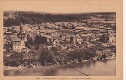 MONTAUBAN:n°306  Sapiac Et Le Parc Des Sports - Montauban