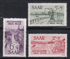 SARRE :  Yvert 244 à 246 Neuf XX - Unused Stamps