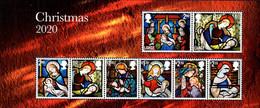 Great Britain - 2020 - Christmas - Mint Souvenir Sheet - Nuevos