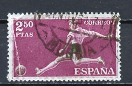 Espagne - Spain - Spanien 1960 Y&T N°994 - Michel N°1212 (o) - 2,50p Football - 1951-60 Used