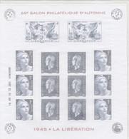 F 4986 FEUILLET LIBERATION Sous Enveloppe Scellée De La Poste - Nuevos