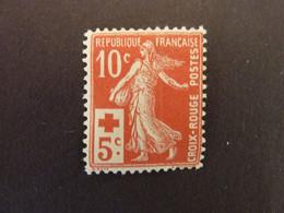 FRANCE, Année 1914, YT N° 147 Neuf MNH** (cote 80 EUR) - Ongebruikt